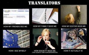 Translation myths, St Albans, Translation Agency, Atlas Translations, Clare Suttie, London
