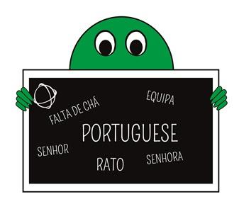 Translation into Portuguese